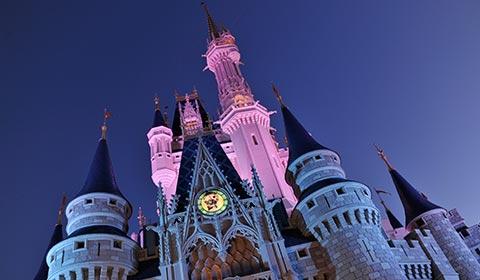 Disneyland Park at California