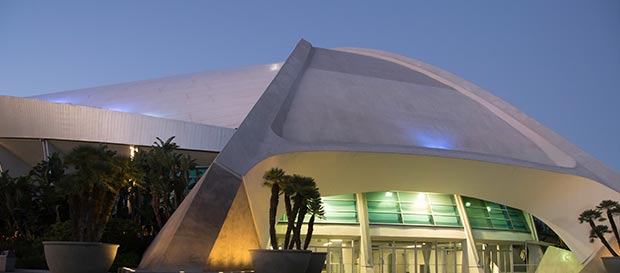 Anaheim Convention Center at California
