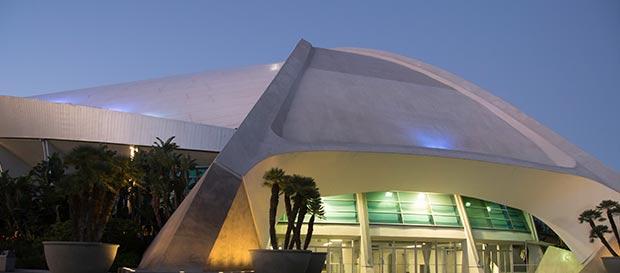 Anaheim Convention Center at California