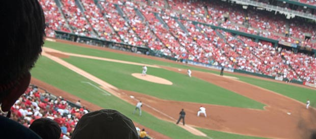 Angel Stadium at Anaheim, California