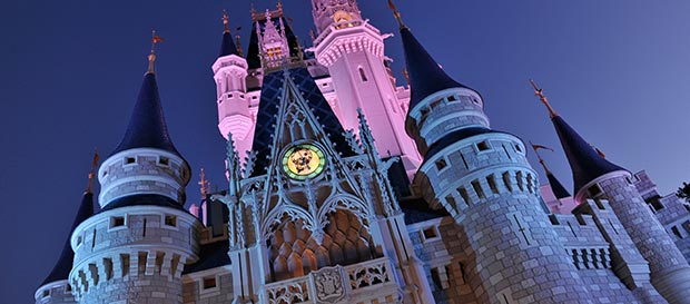 Disneyland Park in California